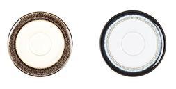 Denby Halo and Praline Tea/Coffee Saucer, Set of 8