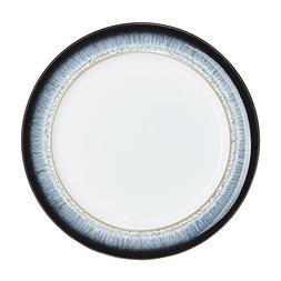 Denby  Halo Wide Rimmed Dinner Plate, Set of 4