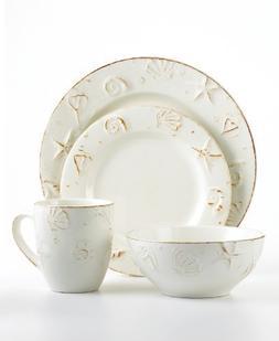 Thomson Pottery Hampton 16-Pc. Set, Service for 4