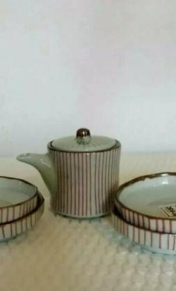 Hanafuumi 5 Pieces, Ceramic New