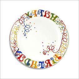 Waechtersbach Happy Birthday Plate