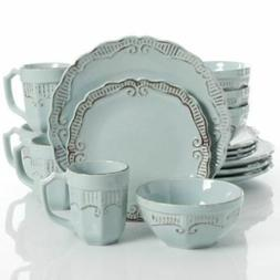 havenwood 16 piece dinnerware set with service