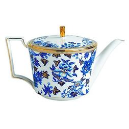 Wedgwood Hibiscus Teapot by Wedgwood