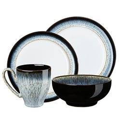 Denby HLO-100NEW Halo 4PC Placesetting