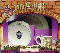Hogwarts Wedgwood 3 Piece Set Plate, Bowl and Mug