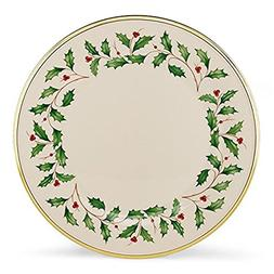 Lenox Holiday Dinner Plates, Set of 6