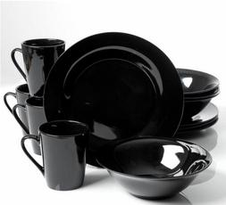 home 12 piece carlton ceramic dinnerware set