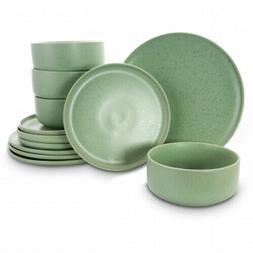 home stone lava 12 piece dinnerware set