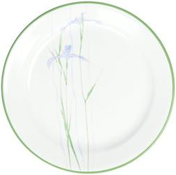 impressions shadow iris lunch plate