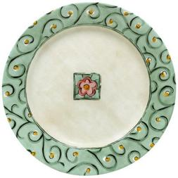 """Corelle Impressions Watercolors 8-1/2"""" Luncheon Plate"""