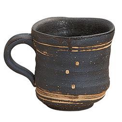 Japanese Ceramic Shigaraki ware. 16 nights Mug tea cup. 3-10