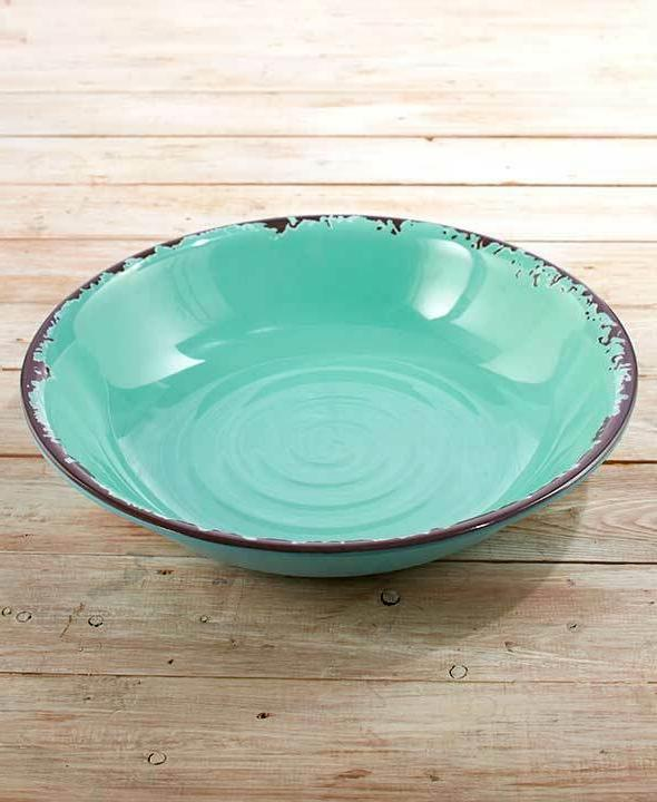 12 Dinnerware Oversized Serving Bowls