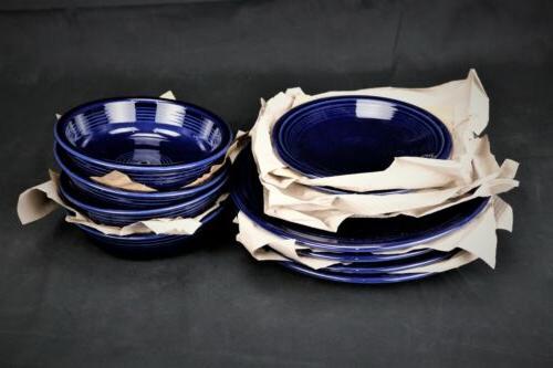 Fiesta®12-Piece Classic in Cobalt Blue