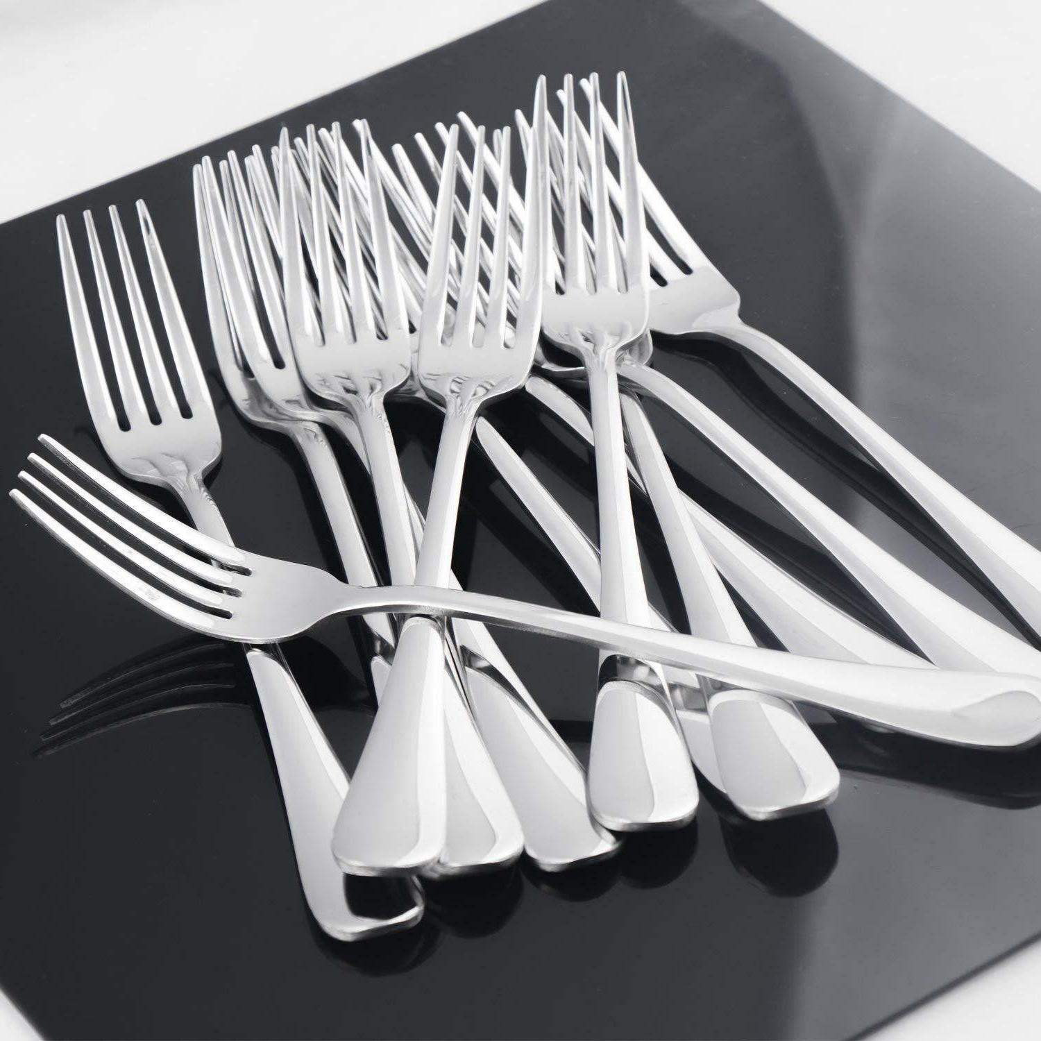 Hiware Good Steel Dinner Set Inches