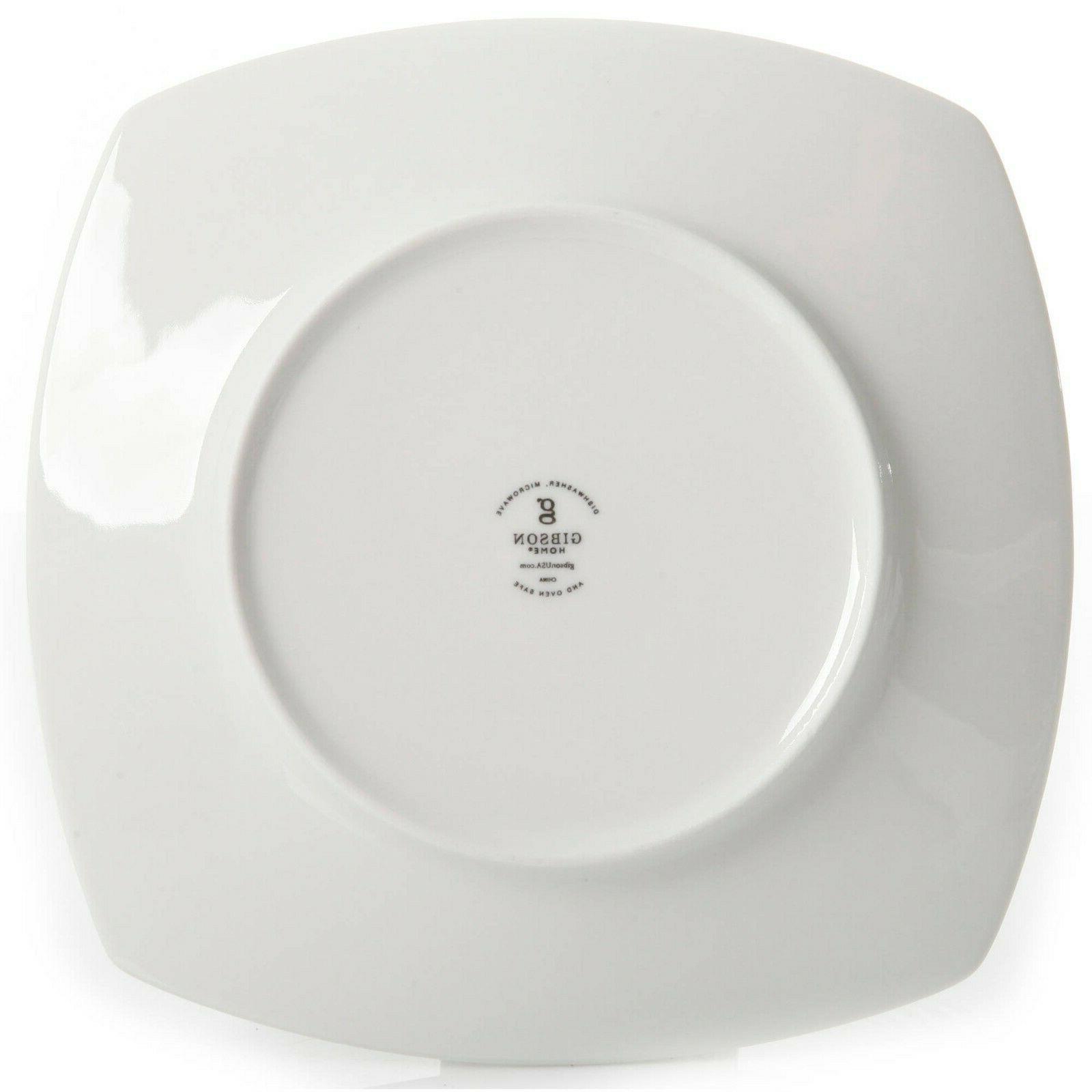 Dinner Ceramic White