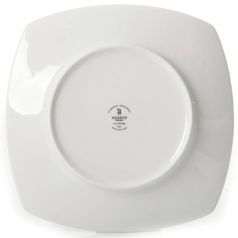 12-Piece Dinner Ceramic Dishes