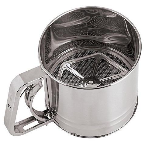 Norpro Steel 5 Cup Flour