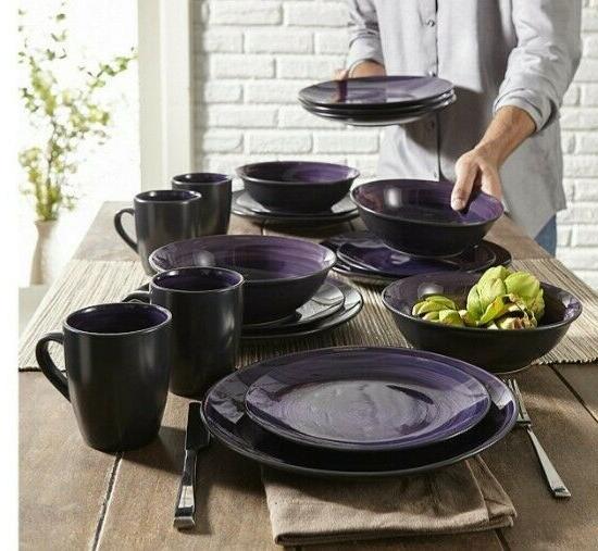 McLeland pc Service Stoneware Dinnerware