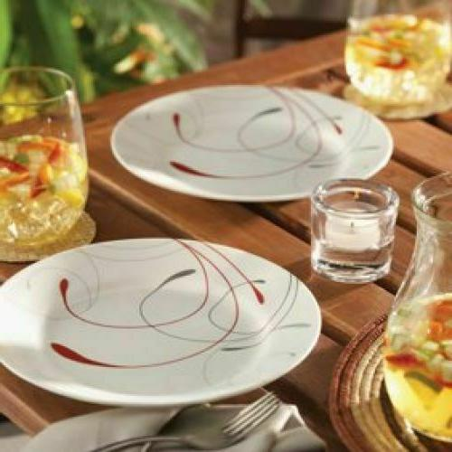Corelle Splendor 16-piece Dinnerware Set