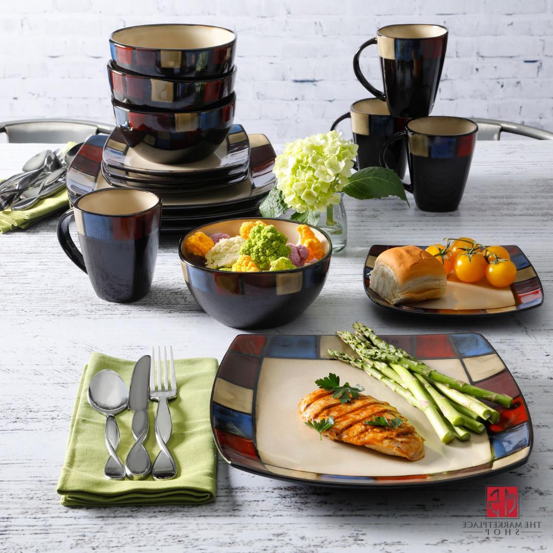 16-Piece Kitchen Dinner Mugs New