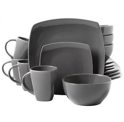 16-Piece Kitchen Dinner Mugs