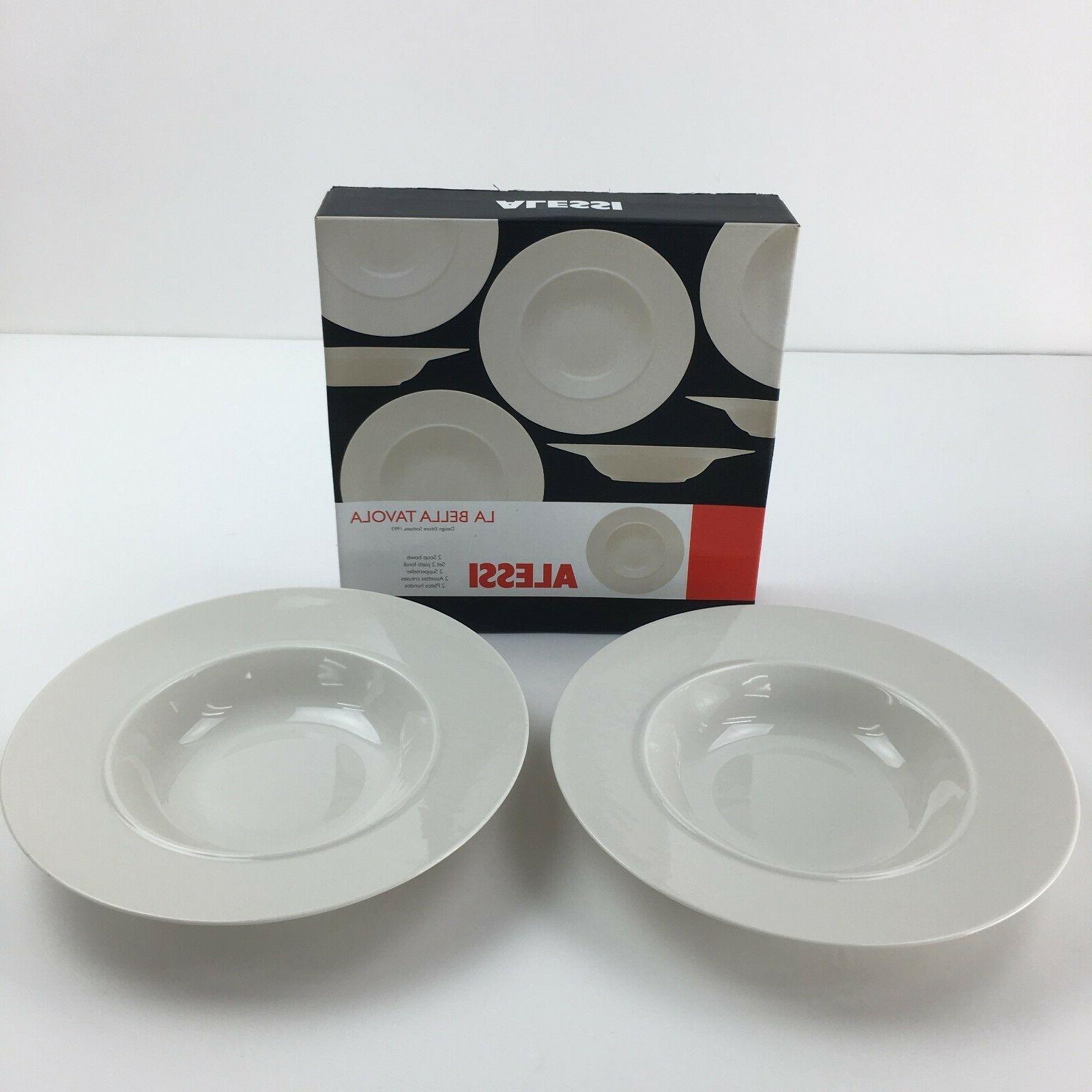 14 Piece Bella Tavola Set 4 Settings 1993 Sottsass