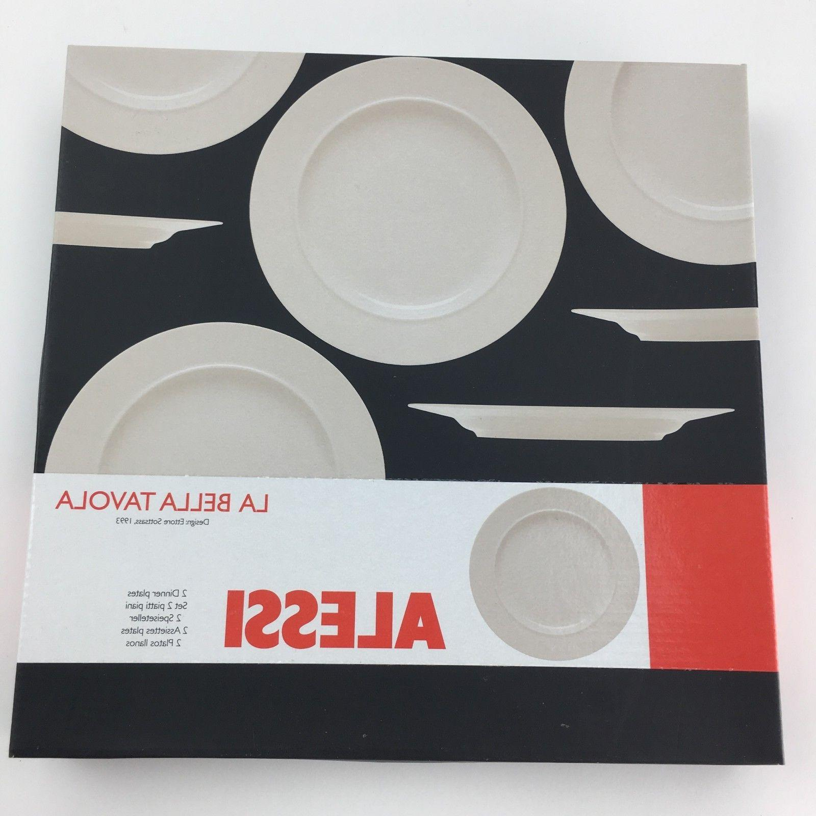 14 Bella Tavola Dinnerware 4 Settings Sottsass