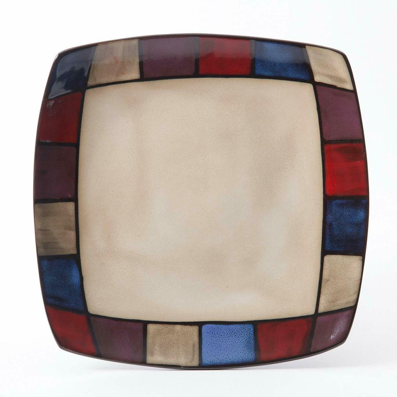 Modern Square Dinnerware 16 Bowls