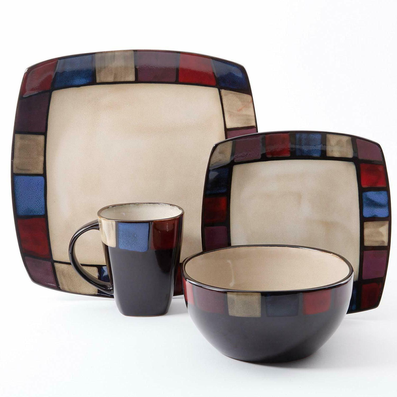 Modern Square Bowls Kitchen