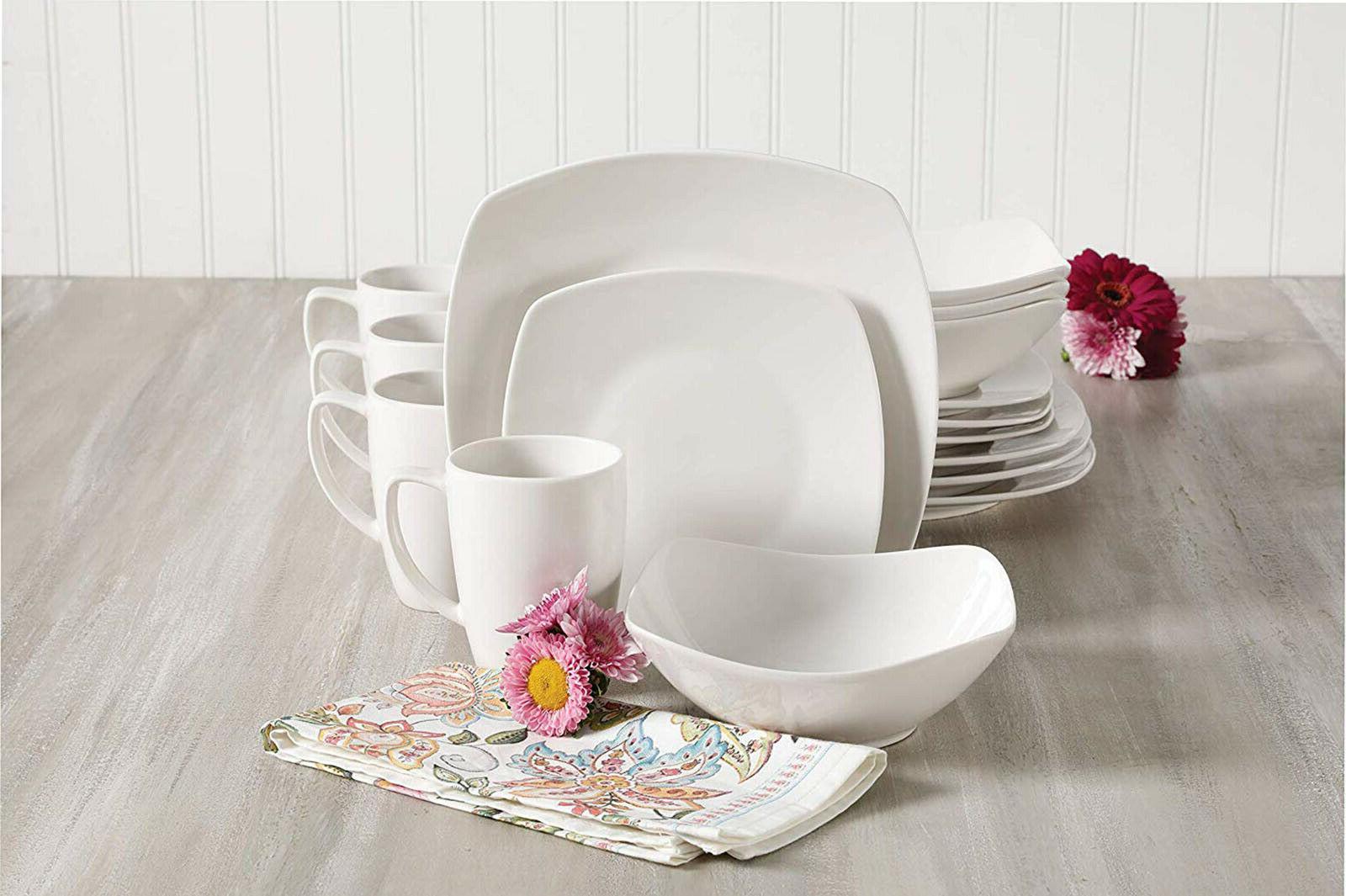 16 Porcelain Set 4