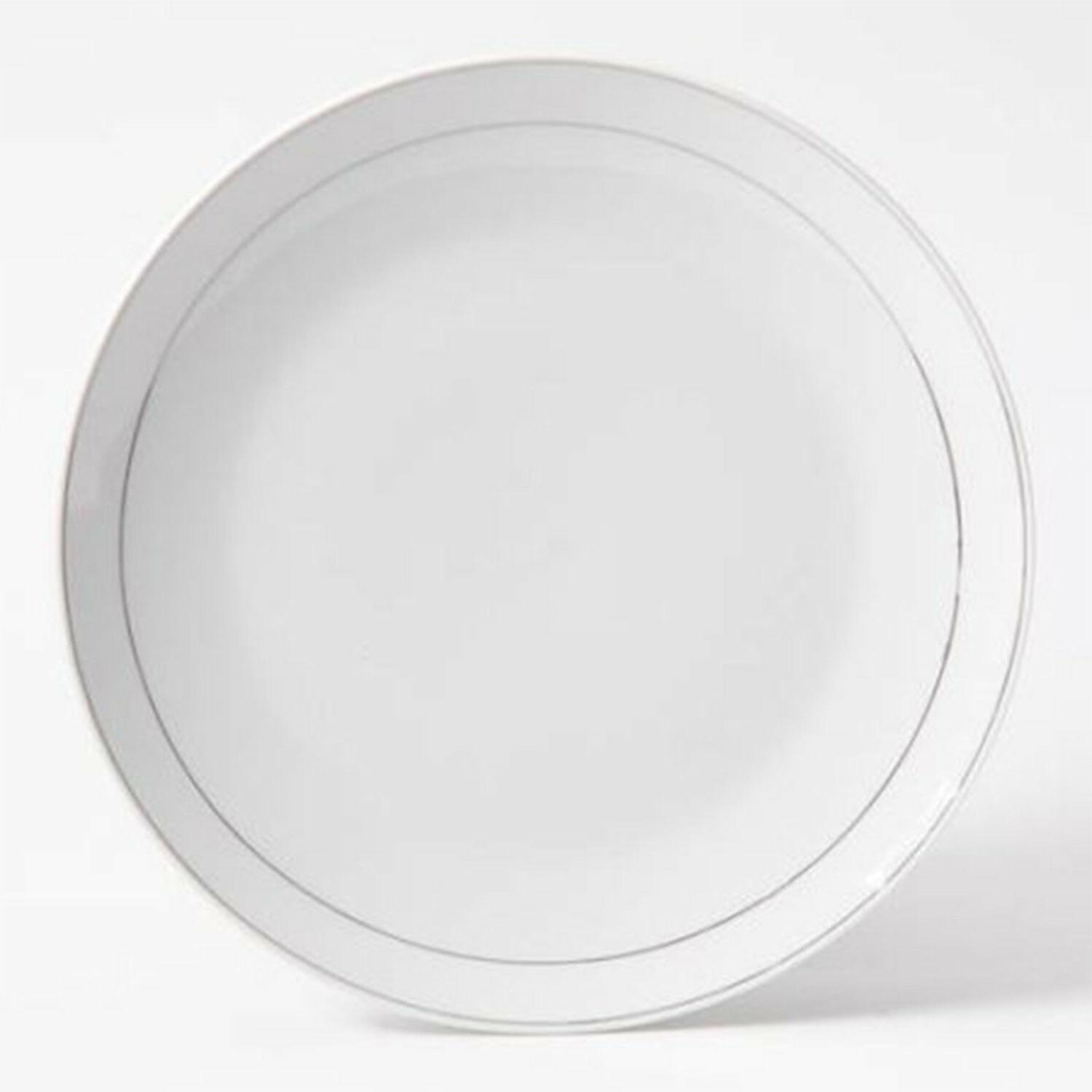 16 Set Dining Plates Dishes