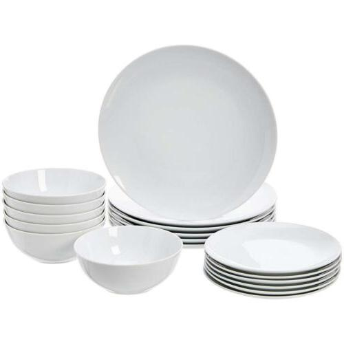 AmazonBasics Dinnerware - Service for