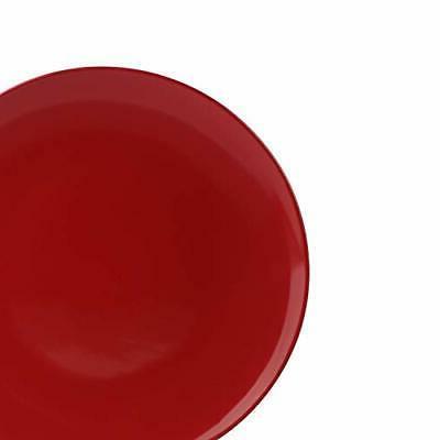 AmazonBasics 18-Piece Set Engine Red, Service