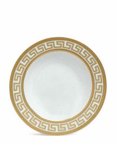Euro Porcelain Athena White for 4, Gold