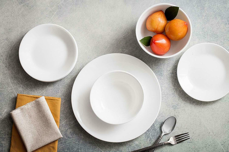 20 Livingware Set with Storage,Winter White,