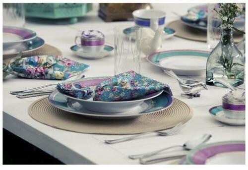 Oxford Piece Dinnerware 7891361924967 NEW SEALED
