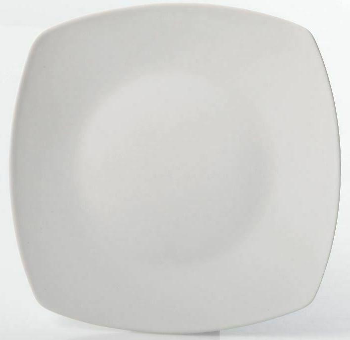 30-Piece Set Square Dinner Plates