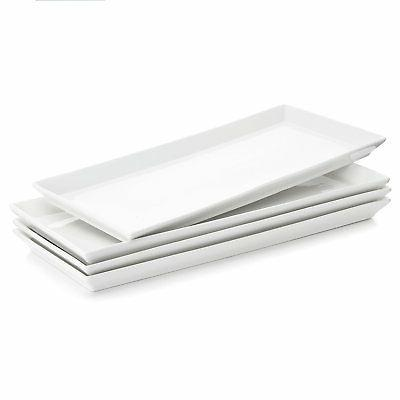 3303 rectangular porcelain platters trays