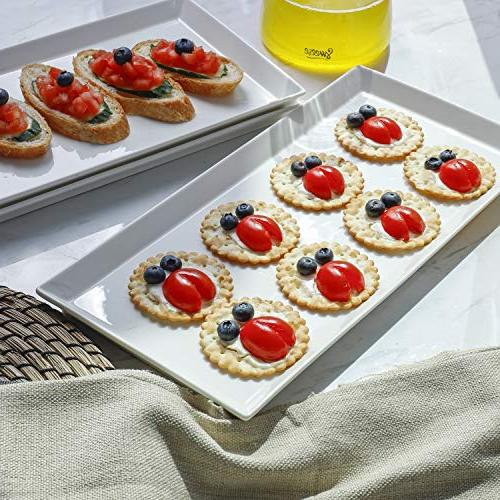 Sweese Platters/Large Serving for Parties - Set