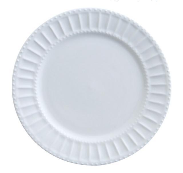 46 Dinnerware WHITE Plates