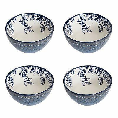 Pfaltzgraff 5216941 Blue 16-Piece Dinnerware for