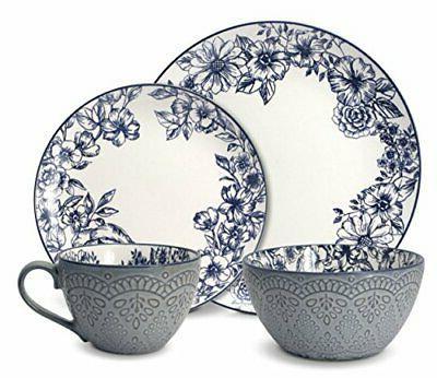 5216941 gabriela blue dinnerware set