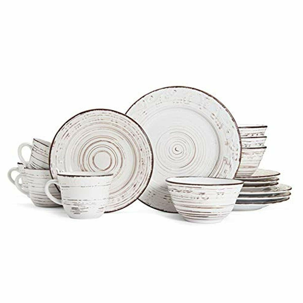 Pfaltzgraff 16-Piece Dinnerware Set, for