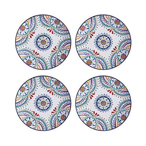 Pfaltzgraff 5229621 Delano 16-Piece Porcelain