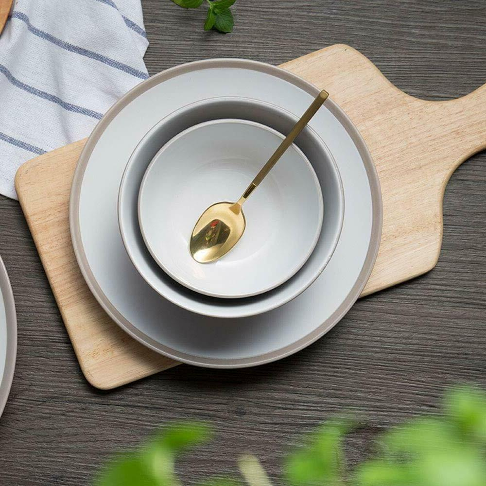 6-Piece Kitchen Service, Bowls, Mug