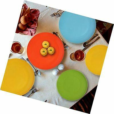 Melange Plate Shatter-Proo...