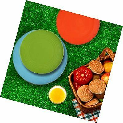 Melange Melamine Plate Set |