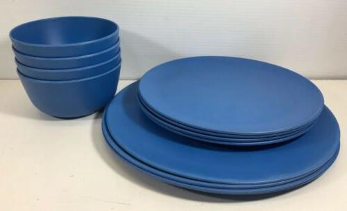Set Chip-Resistant Bowls | Dinner Plate, Plate