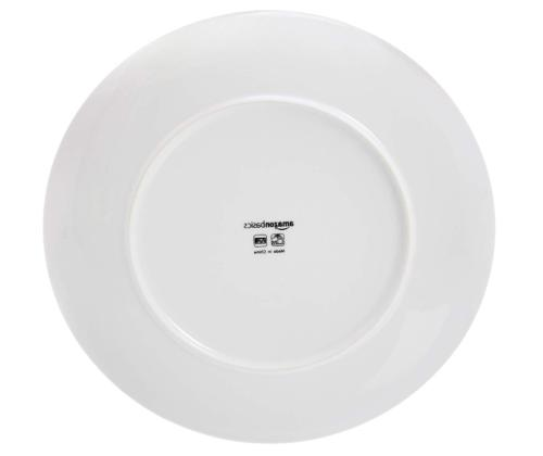 8-Piece - White Service for