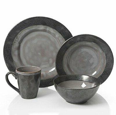 99827 16r dragonstone dinnerware set